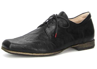 Guru Lace Up Shoe / Black