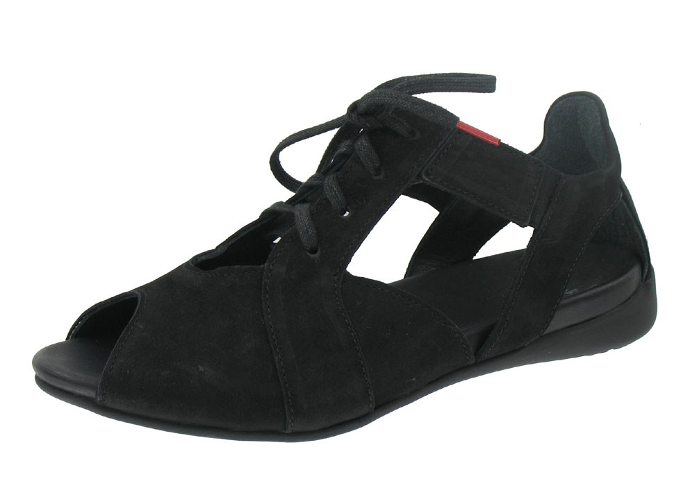 Jaeh Lace Up Slip On